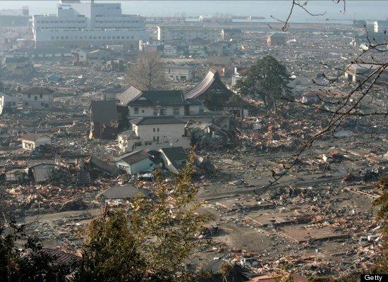 Fukishima nuclear accident