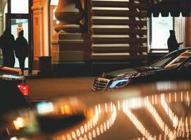 Expensive cars, nights out in the city